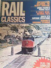 Rail Classics Magazine Northwestern Oklahoma November 1974 082217nonrh