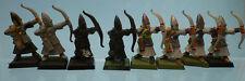 WARHAMMER Miniature Alti elfi Arceri - Hight Elves Archers - FUORI CATALOGO