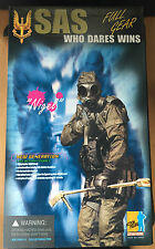 DRAGON DID SAS SPECIAL AIR SERVICE 1/6 FIGURE COMMANDO ARMY SOLDIER BBI HOT TOYS