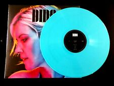 """DIDO - STILL ON MY MIND  BLUE VINYL  LP WITH SIGNED 12"""" x 12"""" SIGNED PRINT , NEW"""