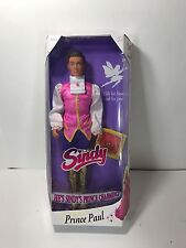 Sindy Prince Paul Doll Vintage Hasbro New
