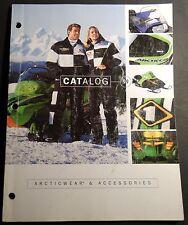 1999 ARCTIC CAT SNOWMOBILE CLOTHING & ACCESSORIES SALES BROCHURE CATALOG (654)