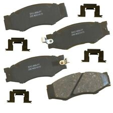 Disc Brake Pad Set-Stop Ceramic Brake Pad Front,Rear Bendix SBC266