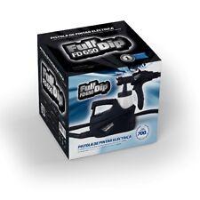 Full Dip Electric HVLP Paint Spray Gun Sprayer Kit for Liquid Vinyl Dip