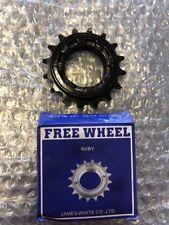 """Bicycle, BMX, Fixie 16T Tooth Single Speed Freewheel Sprocket Sz.1/2 X 3/32"""""""