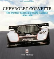 Chevrolet Corvette: The First Four Decades of Racing Success 1956-1996 (Hardback