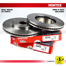 FITS FOR INFINITI FX FITS FOR NISSAN  MINTEX FRONT DISC BRAKE MDC2598 PAIR