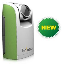 NEW Brinno TLC200 Time Lapse and Stop Motion HD Video Camera - Green