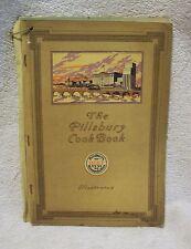 1914 The Pillsbury Cook Book Best Illustrated