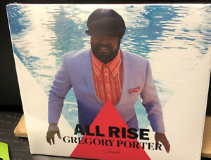 GREGORY PORTER - ALL RISE [CD]- NEW & SEALED Free Post U.K.