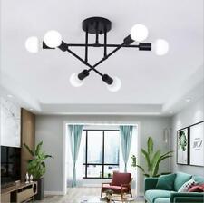 Black Pendant Lights Home Chandelier Lighting Bedroom Lamp Kitchen Ceiling Light