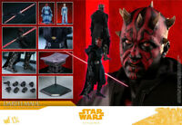HOTTOYS 1/6 DX18 Darth Maul Solo Male Figure STAR WARS STORY 12'' Action Figure