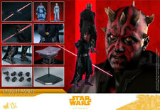 Hottoys Dx18 1/6th Darth Maul Collectible Solo Star Wars Story Action Figure