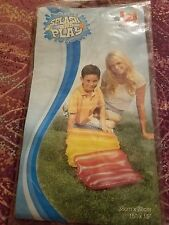 """Best Way Wave Pillow Splash And Play 15"""" x 15"""""""" - Yellow"""