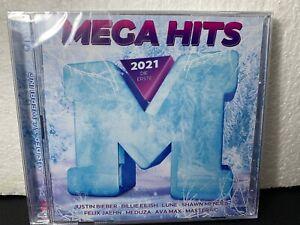 2 CDs Mega Hits 2021 die Erste - 48 Hits - neuer Artikel in ungeöffneter Verpack