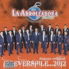 Banda el Limon La Arrolladora Irreversible 2012 CD+DVD New sealed