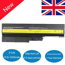 Battery for IBM Lenovo Thinkpad T60 R60e SL500 T61p SL300 SL400 40Y6797 92P1138