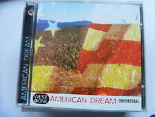 AMERICAN DREAM GRAHAM PRESKETT WEST ONE RARE LIBRARY SOUNDS MUSIC CD