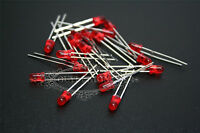 NEW 2Pin 3MM/5MM Round Top High Power Super-Bright LED Light Emitting Lamp Diode