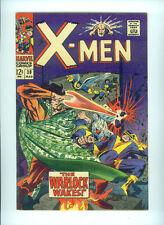 THE X-MEN (1967) 30  UNCANNY ANGEL BEAST WARLOCK STAN LEE ROY THOMAS WERNER ROTH