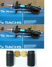 VOLVO S60 S80 V70 TURBO D5 FRONT SHOCK ABSORBERS SACHS BUMP STOP PROTECTION KIT