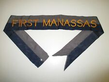 rst154 US Army Civil War Flag Streamer First Manassas South R41