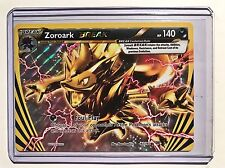 Pokemon card - Full Art Zoroark Break XY BreakThrough 92/162 Holo B&W M Ex