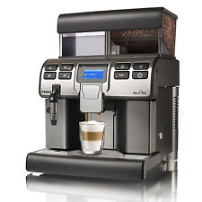 Saeco Aulika RI9844 / 01 black Fully Automatic Espresso COFFEE Machine