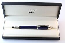 MONTBLANC STARWALKER COOL BLUE FOUNTAIN PEN MEDIUM ( M ) NIB - NEW