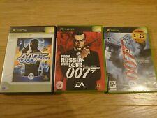 James Bond Xbox Game Bundle 007 3 Jeux pour Xbox