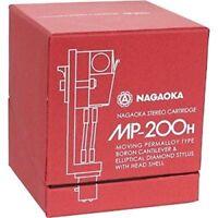 NAGAOKA MP-200H Cartridge+Headshell MP Type Cartridge Japan Import F/S