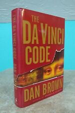 The Da Vinci Code by Dan Brown First Edition / First Printing (2003, Hardcover)