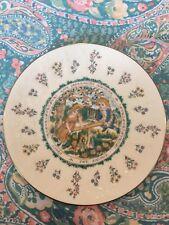 Royal Doulton Tableware Ltd 1977 Libra Kate Greenway Almanack Plate