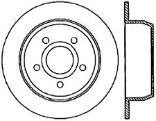 Disc Brake Rotor-Sport Cryo Drilled Disc Rear Left fits 1999 Jeep Grand Cherokee