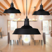 Metal Ceiling Light Modern Chandelier Lighting Kitchen Bar Fixture Pendant Lamp
