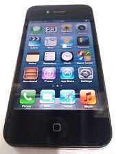 Apple iPhone 4 - 8GB Black (Verizon) Good Condition - BAD ESN -(READ BELOW)