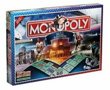 MONOPOLY - City of HULL 2004 Edition - Board Game Winning Moves - 2-8 Players