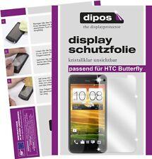 HTC Butterfly Film de protection d'écran protecteur cristal clair