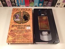 * Caligula: Funniest Home Videos aka Carry On Cleo Rare VHS 1964 Comedy