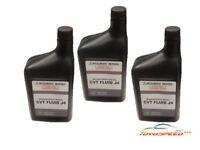 Genuine Mitsubishi J4 (J1) CVT Transmission Fluid - 3 Quarts - MZ320185 Lancer