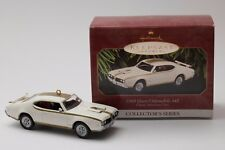 Hallmark Keepsake Ornaments,Classic American Cars,1969 Hurst Oldsmobile 442 ,# 7