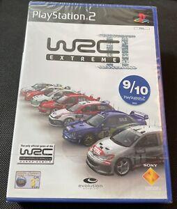 WRC II 2 Extreme Ps2 Game New Sealed U.K. Pal Playstation 2