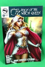 Oz Reign of the Witch Queen #6 Cover C Comic Zenescope VF