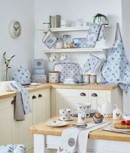 Cooksmart Farmers Kitchen Collection Tea Towels, Oven Gloves