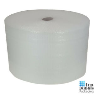 Bubble Wrap 375mm x 100m Perforated 400mm SYDNEY FREE SHIPPING Clear 10mm Bubble