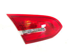 For Ford Focus Sedan Rear Inner Tail Light Left Driver Side 2015-2018