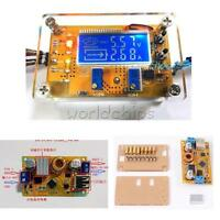 DC-DC step-down power supply adjustable push-button module with LCD display New