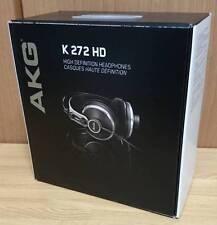 AKG K272 HD Studio High-Definition Headphones