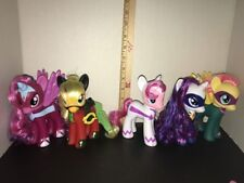 My Little Pony 6 INCH Power Ponies LOT OF 5