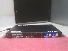 Vanco HDMI Matrix 4 in 2 out full HD 1080P_